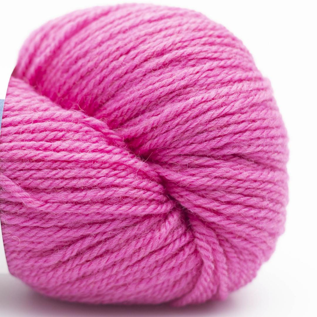 Erika Knight British Blue Wool 100 (100g) Ballet Russes
