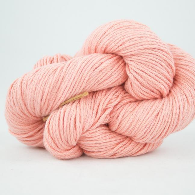 Kremke Soul Wool Pakucho Cotton Cablé Grande Sahara Peach