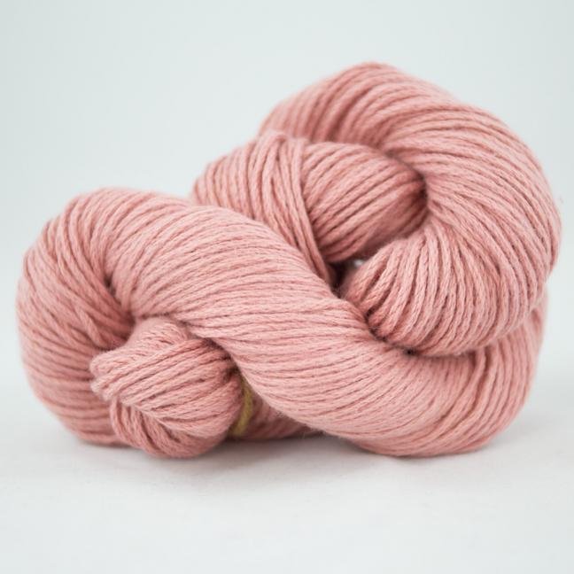 Kremke Soul Wool Pakucho Cotton Cablé Grande Coral Sunset