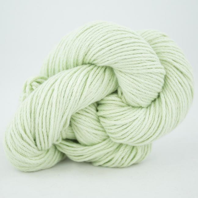 Kremke Soul Wool Pakucho Cotton Cablé Grande Apple Mist