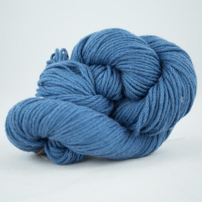 Kremke Soul Wool Pakucho Cotton Cablé Grande Mood Indigo