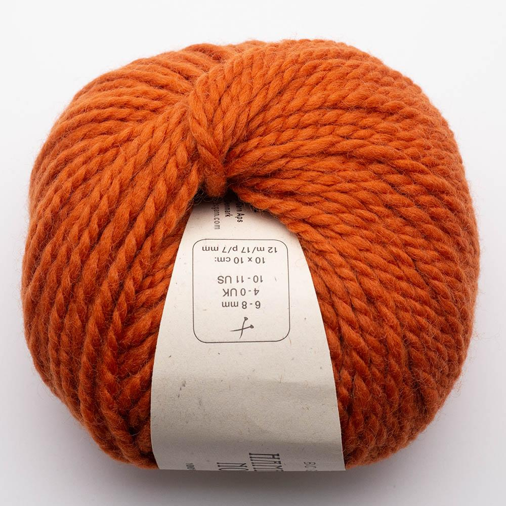 BC Garn Hamelton 2 Orange