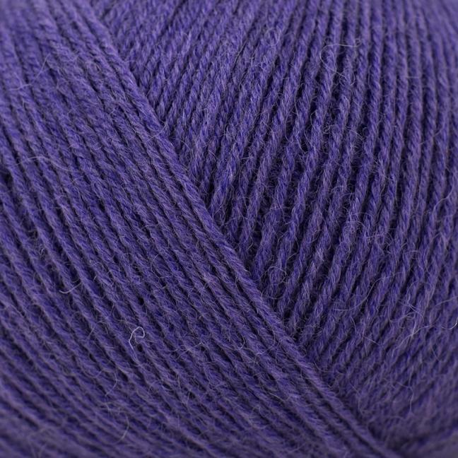 BC Garn Move Sock superwash purpur