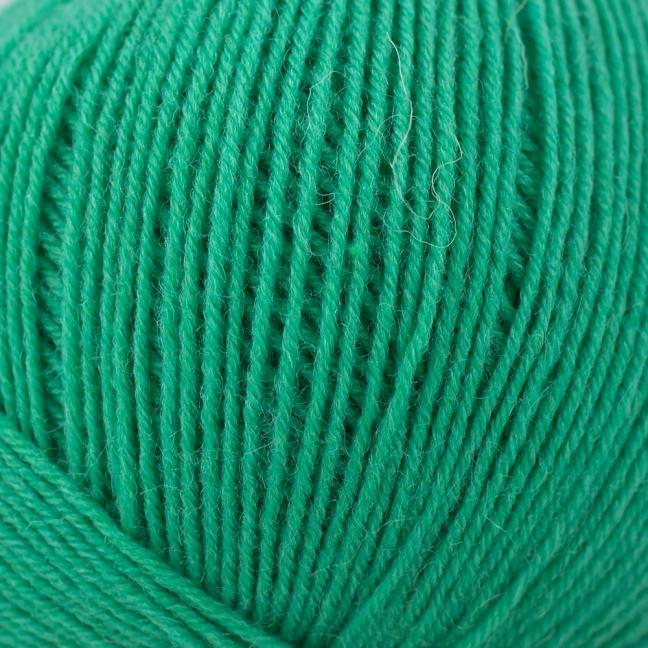 BC Garn Move Sock superwash grün