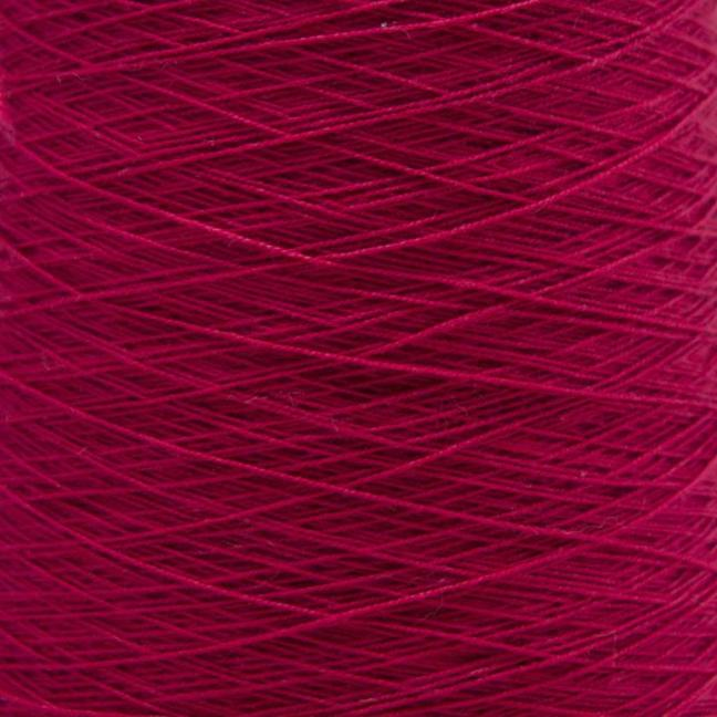 BC Garn Cotton 27/2 200g Kone karmesin
