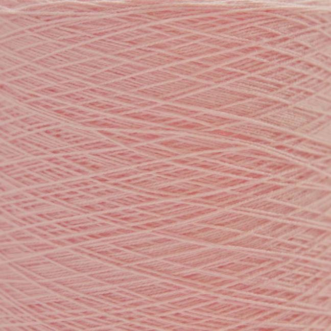 BC Garn Cotton 27/2 200g Kone rosa