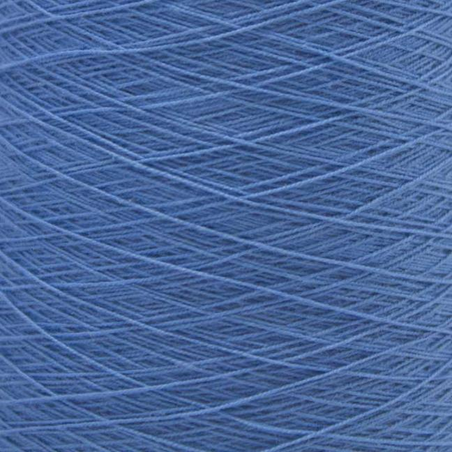 BC Garn Cotton 27/2 200g Kone himmelblau