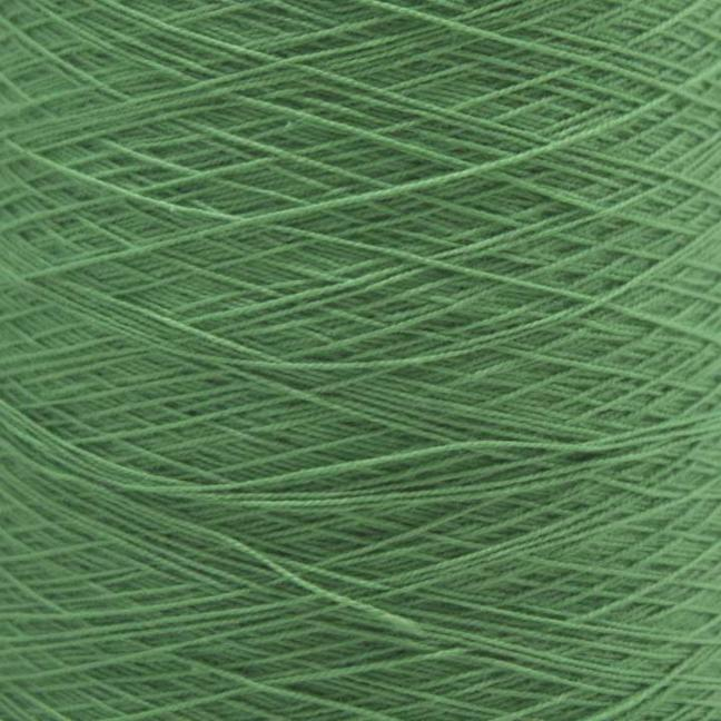 BC Garn Cotton 27/2 200g Kone smaragd