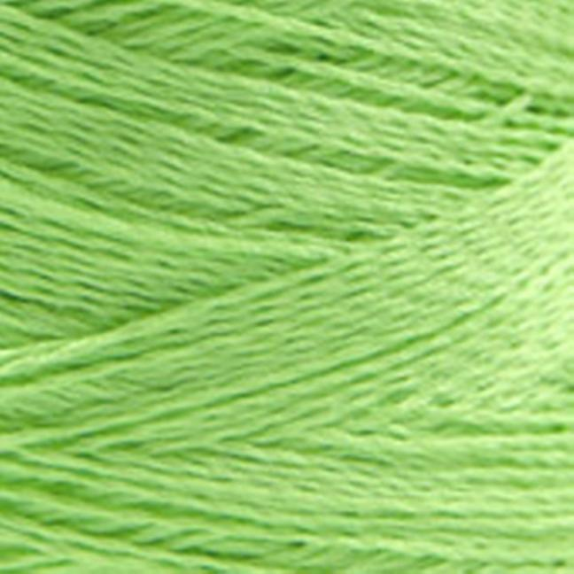 BC Garn Luxor mercerized Cotton 8/2 200g Kone Maigrün
