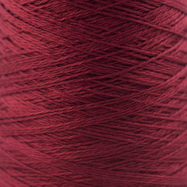 BC Garn Luxor mercerized Cotton 8/2 200g Kone kirsche