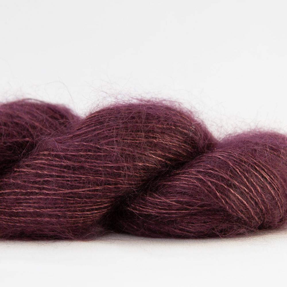 Shibui Knits Silk Cloud 25g Black Plum