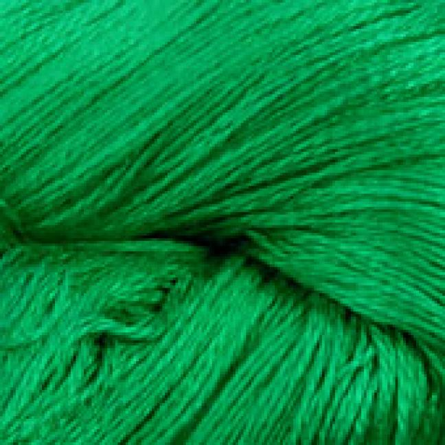 BC Garn Jaipur Silk Fino auf 50g-Kone Laubfrosch