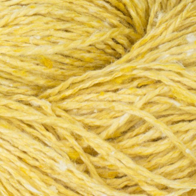 BC Garn Sarah Tweed auf Konen gelb