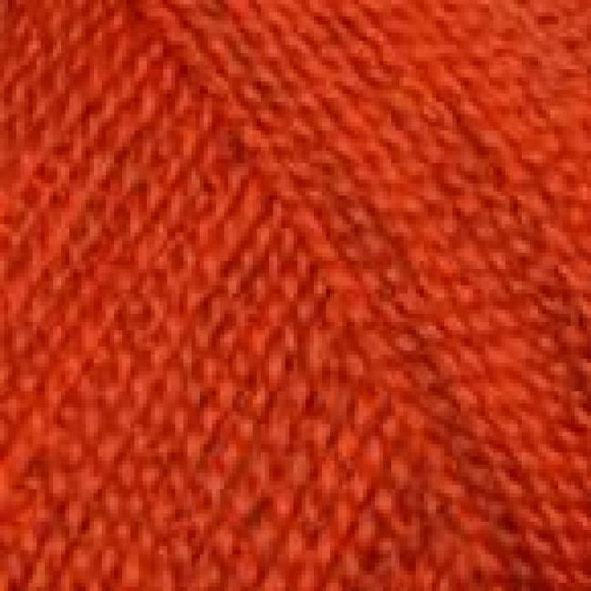 BC Garn Semilla extra fino Ökowolle auf 250g-Konen orange