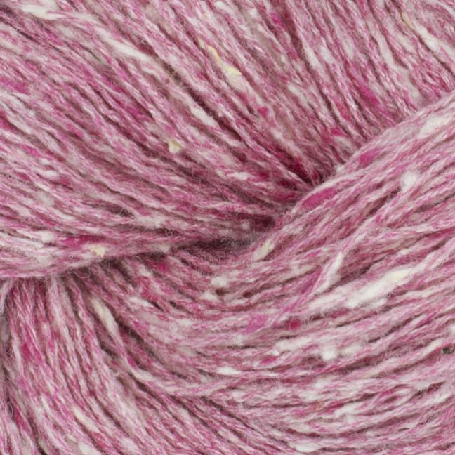 BC Garn Tussah Tweed auf 1kg-Konen pink-lady