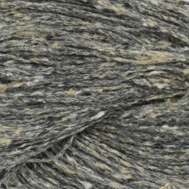 BC Garn Tussah Tweed auf 1kg-Konen grey-tweed-mix