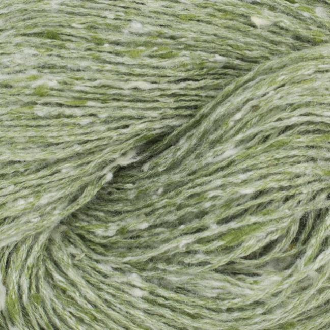 BC Garn Tussah Tweed auf 1kg-Konen aqua-mix-medium