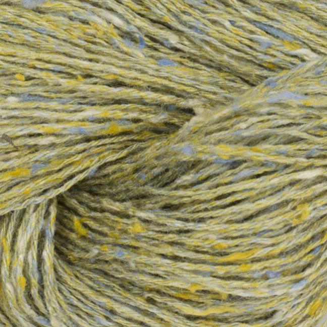 BC Garn Tussah Tweed auf 1kg-Konen green-summer-mix