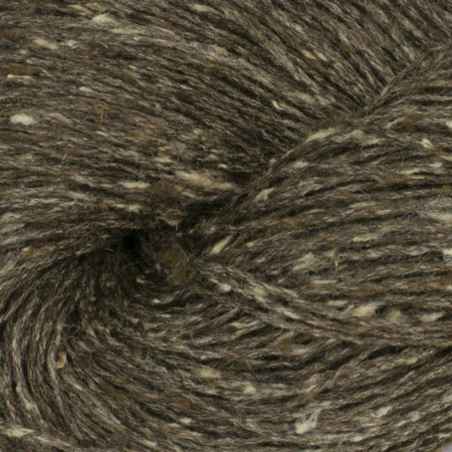 BC Garn Tussah Tweed auf 1kg-Konen brown-tweed-mix