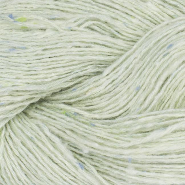 BC Garn Tussah Tweed auf 1kg-Konen green-mix