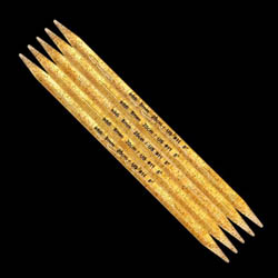 Addi Strumpfstricknadel 401-7 Kunststoff 9mm