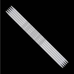 Addi Strumpfstricknadeln 201-7 Aluminium 3,25mm-20cm