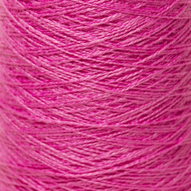 BC Garn Linen 16/2Ne auf 200g Kone Pink