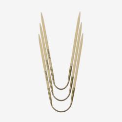 Addi Addi CraSy Trio Bamboo 560-2 Short 2,5mm
