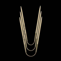 Addi Addi CraSy Trio Bamboo 560-2 Short 5mm