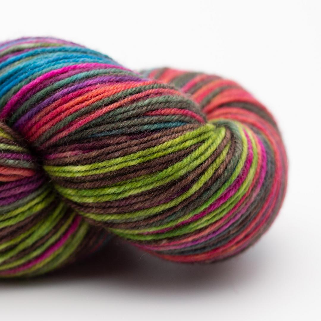 Kremke Soul Wool Lazy Lion Sock Yarn Flower-bed