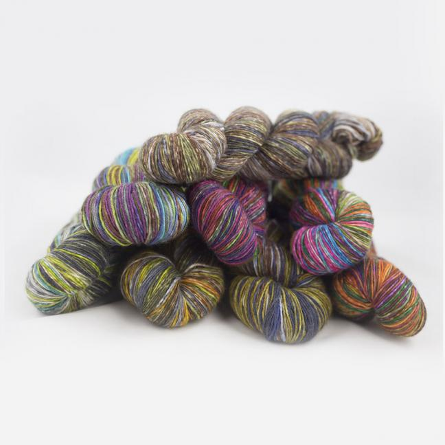 Kremke Soul Wool Lazy Lion Sock Yarn Mix Mix