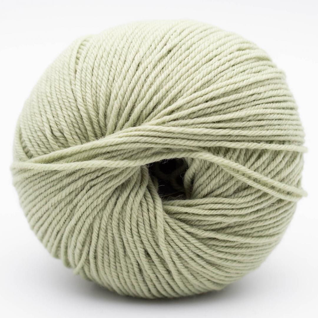 Kremke Soul Wool Bébé Soft Wash Blassgrün