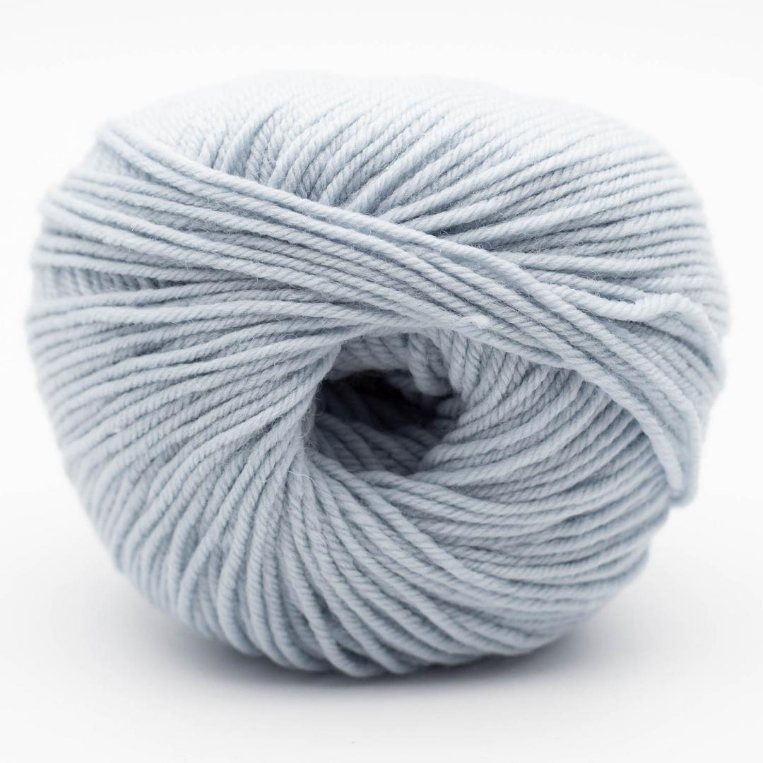 Kremke Soul Wool Bébé Soft Wash Babyblau