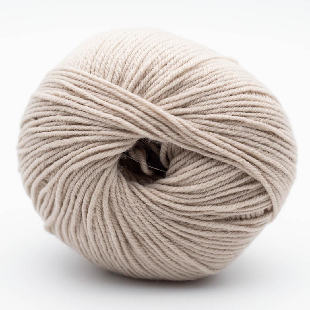 Kremke Soul Wool Bébé Soft Wash Sand