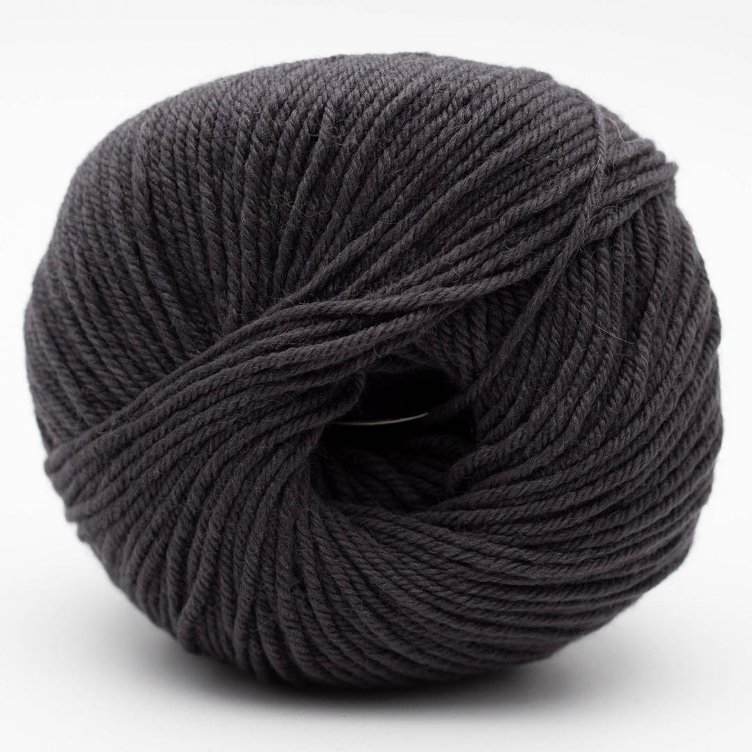 Kremke Soul Wool Bébé Soft Wash Silbergrau