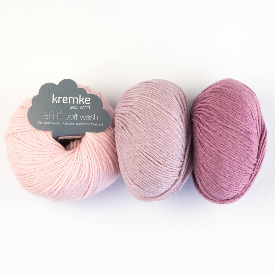 Kremke Soul Wool Bebe Soft Wash