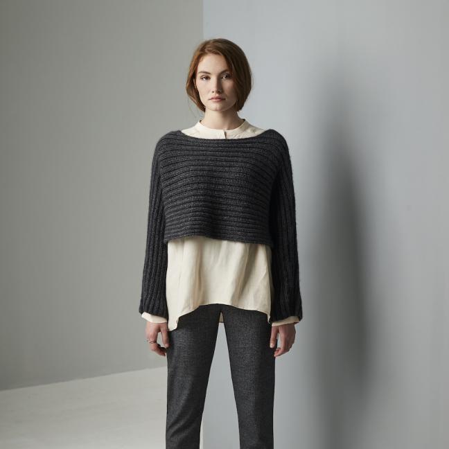 Erika Knight Einzelanleitungen/Patterns Wild Wool Sussex Square Englisch