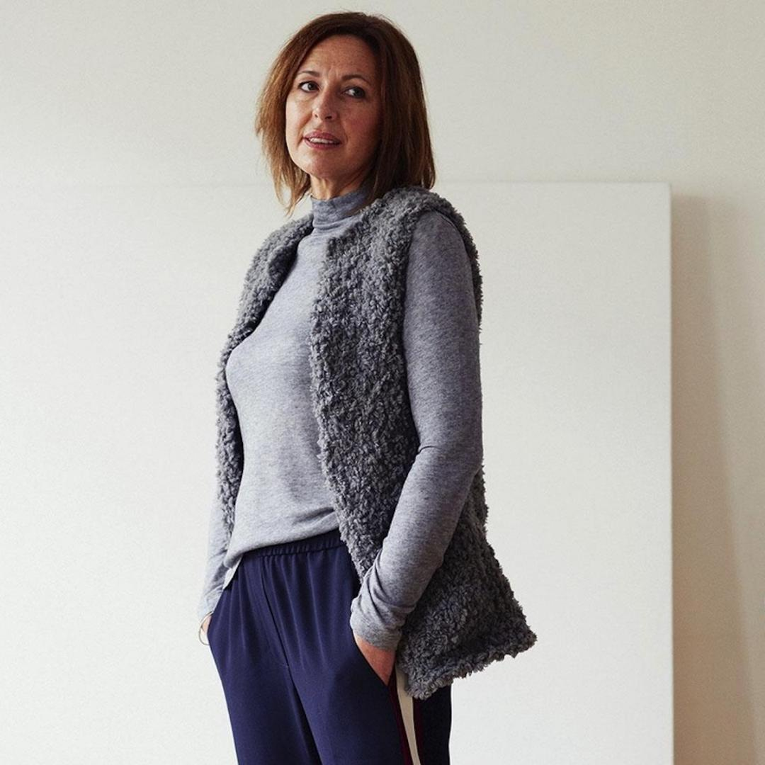 Erika Knight Einzelanleitungen/Patterns Vintage Wool und Fur Wool