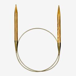 Addi Olivenholzrundstricknadeln 575-7 8mm_100cm
