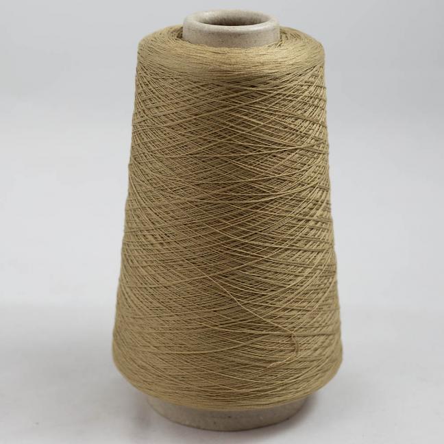 BC Garn Luxor Fino mercerized Cotton 200g Kone Sand