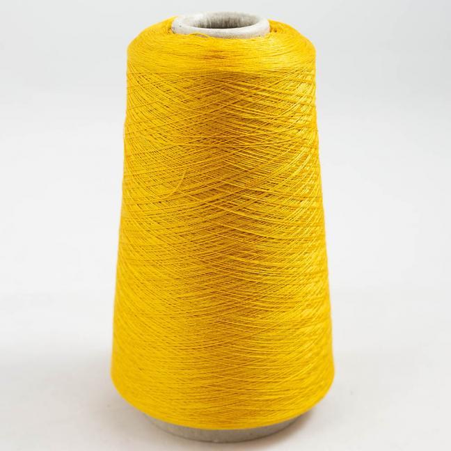 BC Garn Luxor Fino mercerized Cotton 200g Kone Gold