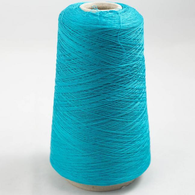 BC Garn Luxor Fino mercerized Cotton 200g Kone Wasser