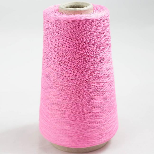 BC Garn Luxor Fino mercerized Cotton 200g Kone Babyrosa