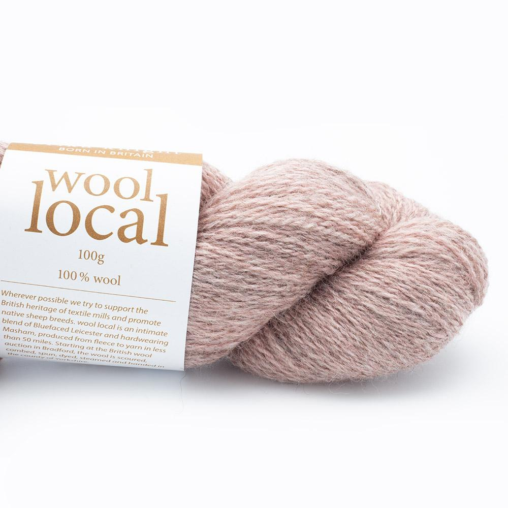 Erika Knight Wool Local (100g) Rosedale Pale Pink