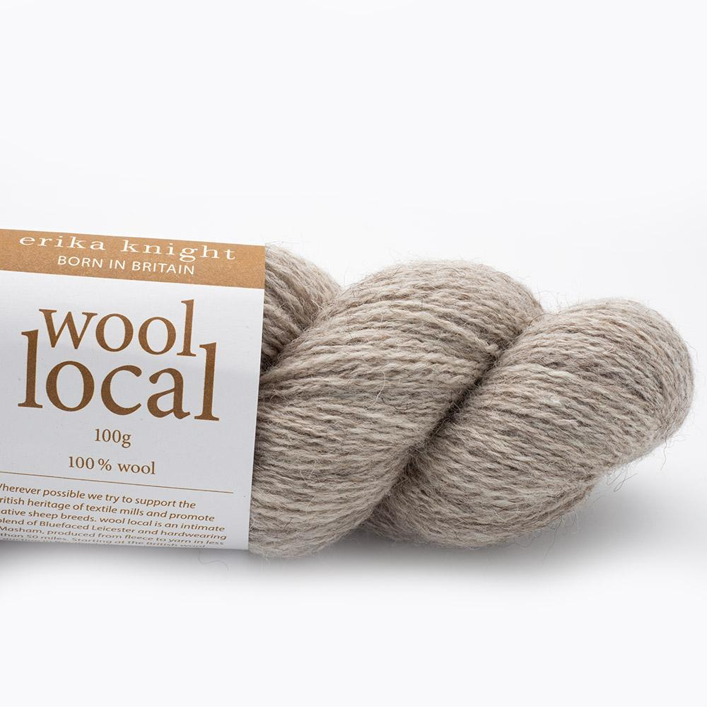 Erika Knight Wool Local (100g) Gritstone Flax