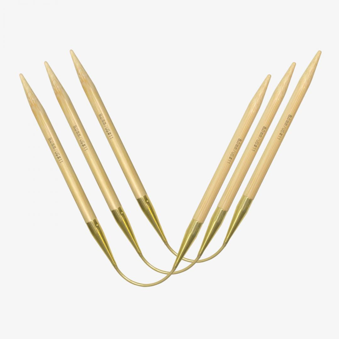 Addi Addi CraSy Trio Bamboo 561-2 Long 6mm