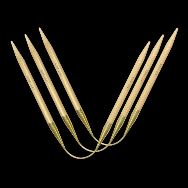 Addi Addi CraSy Trio Bamboo 561-2 Long 8mm