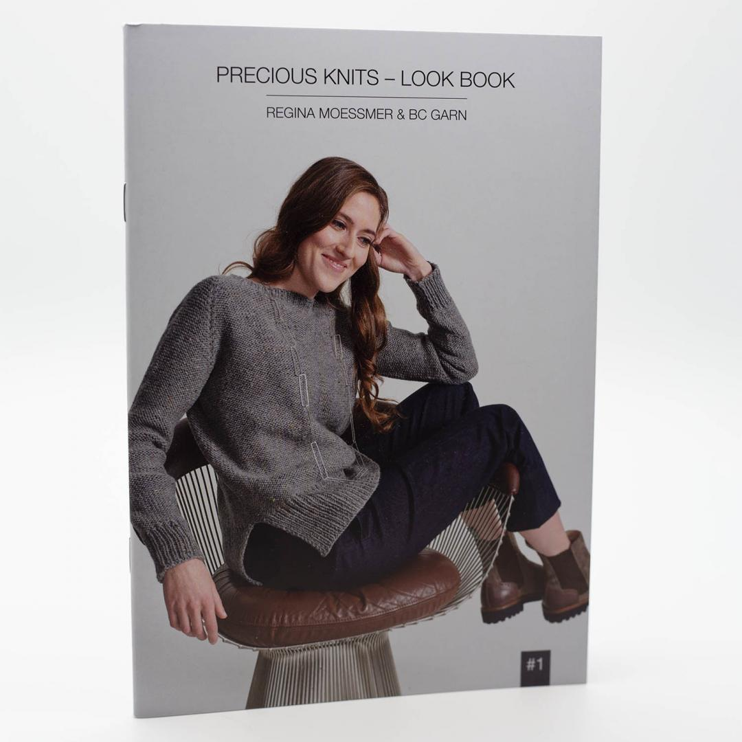 BC Garn Look Book Precious Knits by Regina Moessmer