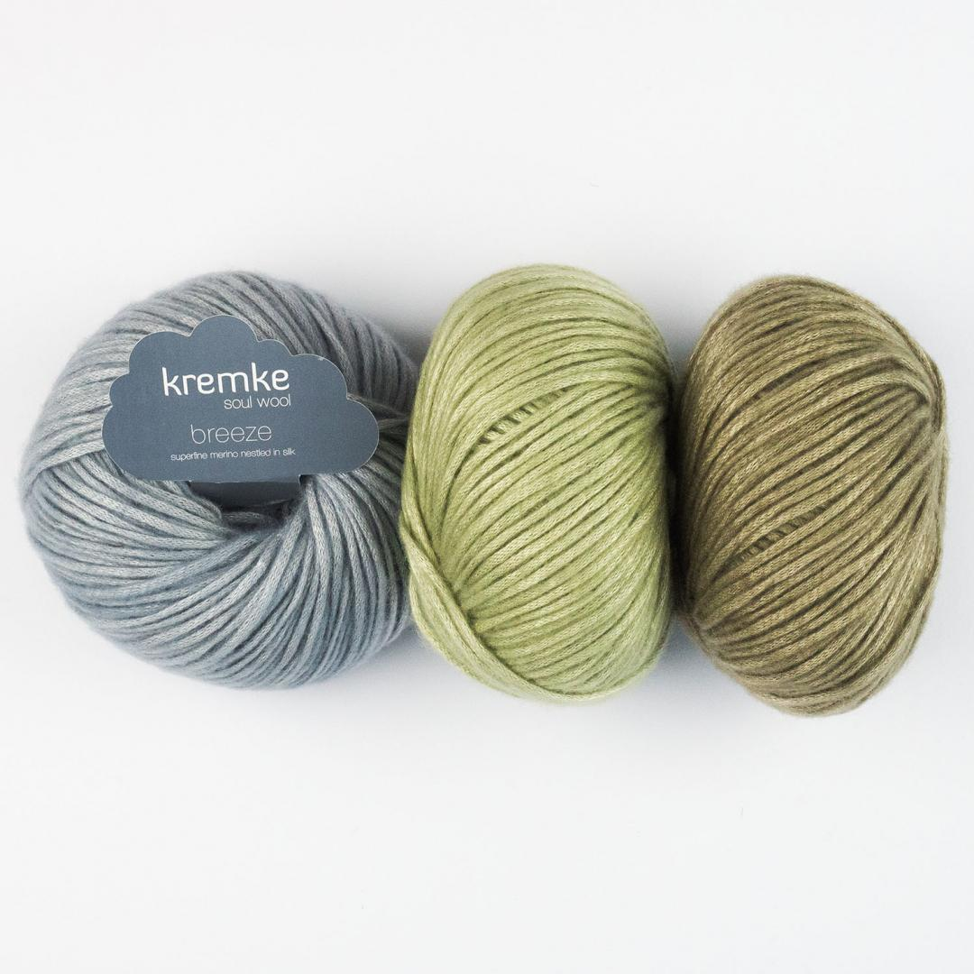 Kremke Soul Wool Breeze  Natur