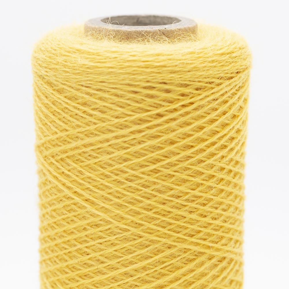 Kremke Soul Wool Merino Cobweb Lace 25/2 sonnengelb